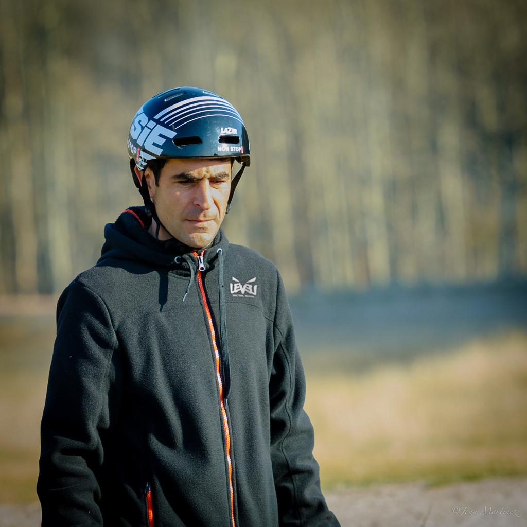 Josep Maria Sadurni - Responsable LEVEL Biketrial School