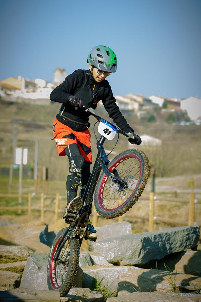 Arnau Blancafort - LEVEL Biketrial School