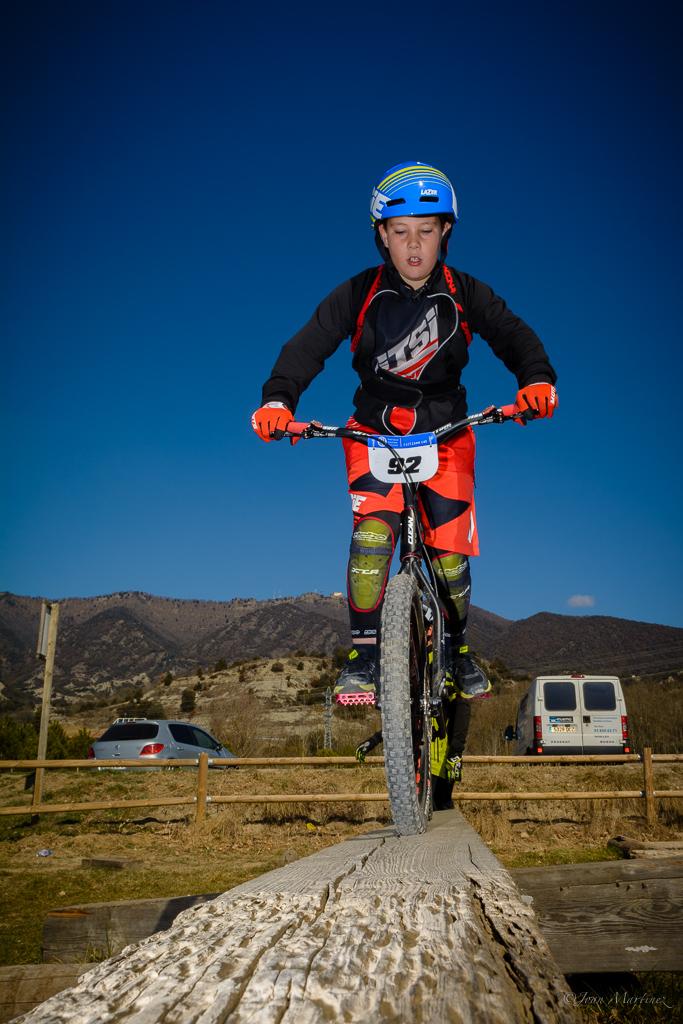 Marc Freixa - LEVEL Biketrial School