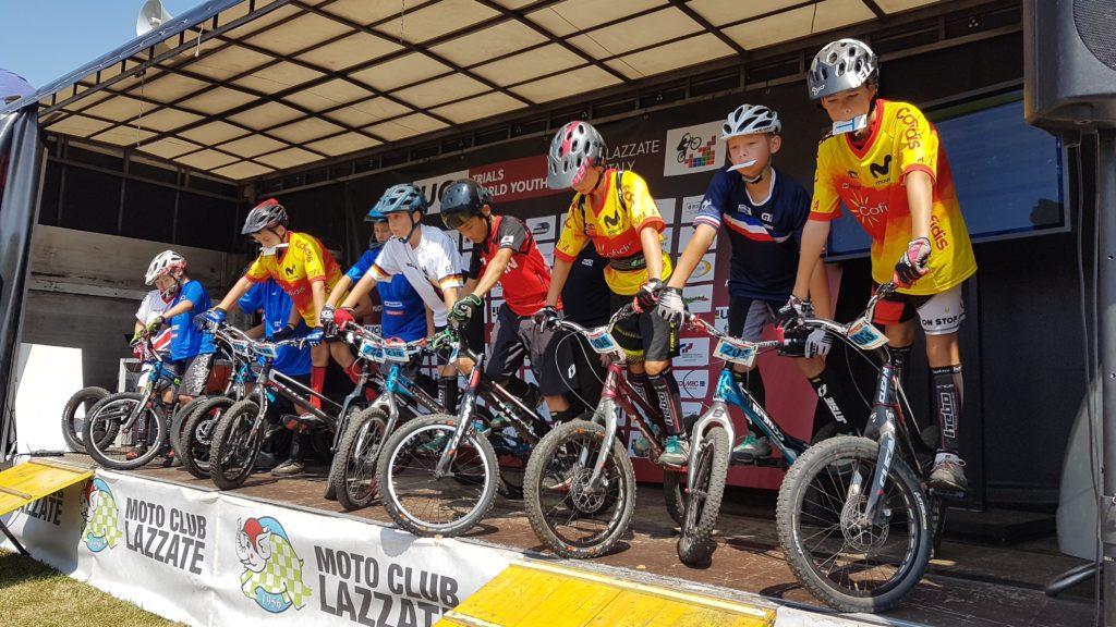 Jordi Tulleuda medalla d'or Campionat del Món de Trial