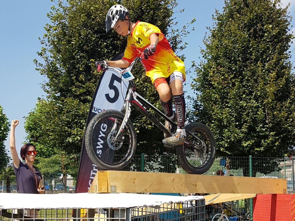 Mundial Trial Semifinals Jordi Tulleuda