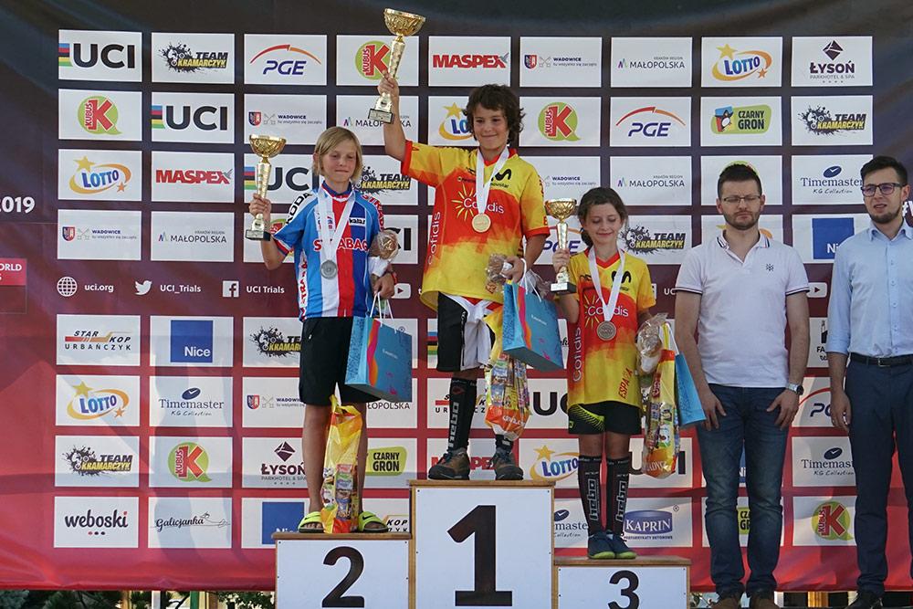 Alba Riera campiona del món a Polònia
