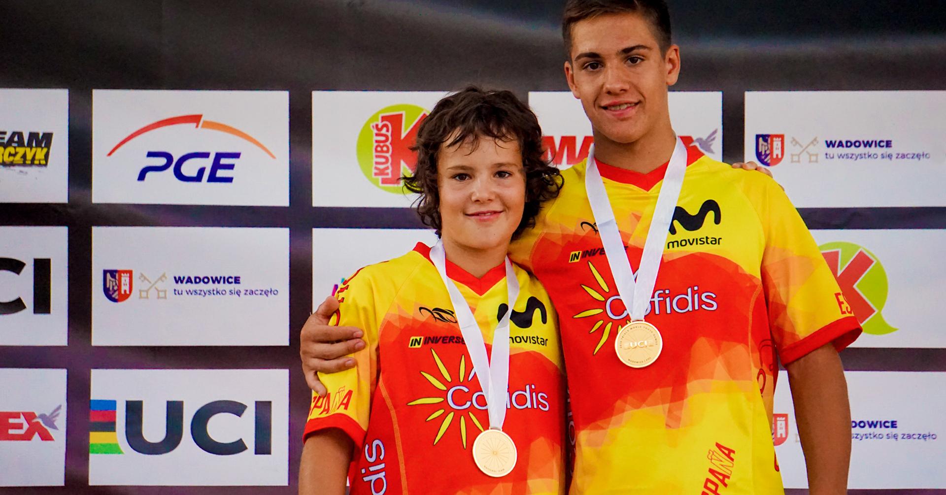 4 medalles als Jocs Mundials a Polònia